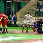 La Selecció sub 20 d'Hoquei Patins classificada 1a de grup a quarts de final del Campionat d'Europa.