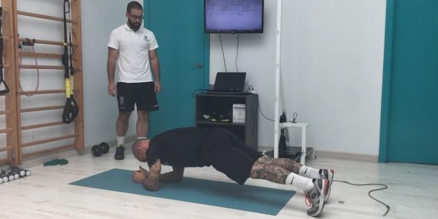 La tornada a la pràctica de l'activitat esportiva després d'una lesió